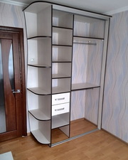 Шкафы-купе «под ключ» в Жодино - foto 17