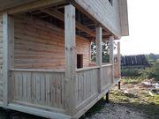 Дома из бруса проект Свитанок 6х6 м - foto 3