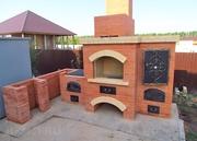 Кладка:Печь,  Камин,  Барбекю в Жодино и районе - foto 1