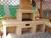 Кладка:Печь,  Камин,  Барбекю в Жодино и районе - foto 2