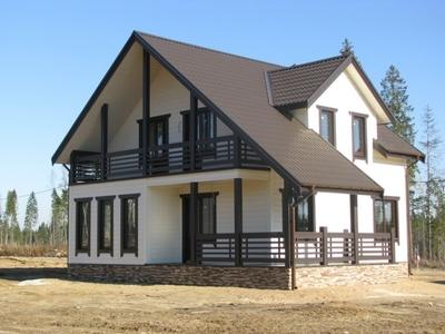Производство и строительство каркасных домов. Жодино - main