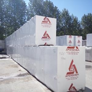 Блоки газосиликатные с доставкой со склада в Жодино. - main